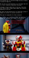 Megaman X and Parasite Eve Crossover page1 by shadowaya4ever