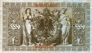 banknotes - GERMANY no.4 by gapystock