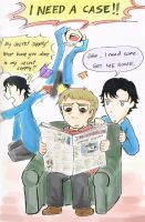 Sherlock withdrawal by mickeythebluemagic