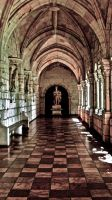 Spanish Monastery 34 - This is a bLeSsEd Place by Raven-Alchemist42