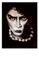 Sweet Transvestite Rocky Horror Picture Show by ckrickett