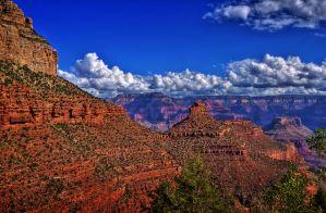 Grand Canyon National Park by ernieleo