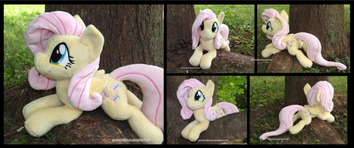 Fluttershy Beanie by Peruserofpieces