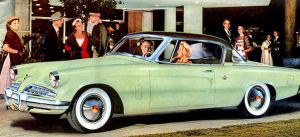 age of chrome and fins : 1953-1954 Studebaker by Peterhoff3