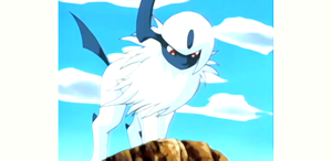 Absol by scriptureofthescribe