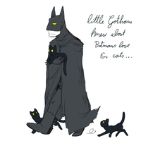 of bats and cats by jamew85