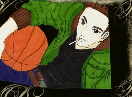 Resident evil : Wallpaper Piers Nivans by LeonandClaireBSAA