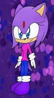 Angel The Hedgehog by Shadowfirering