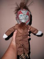 Mushroomhead Plushie- Gravy by thedollmaker