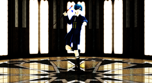 [MMD NC] DL Ciel Phantomhive [DL] by FBandCC