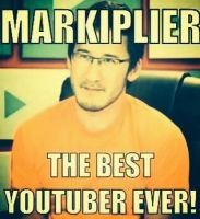 MARKIPLIER by MalGirl101