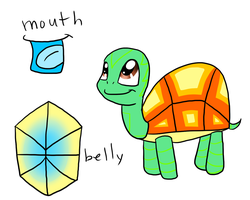Adobt a Turtle :taking: by Luckynight48