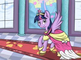 Princess Twilight Sparkle by LuGiAdriel14