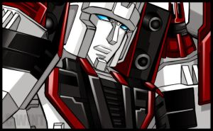 Starscream by carwint
