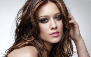Hilary Duff by icHRis83