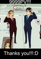 9999pageviews:D by aulauly7