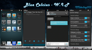 Blue Celcius by Whiteboy997