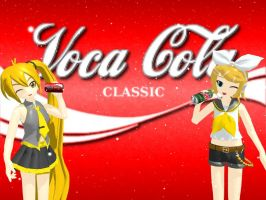 MMD Mountain Dew and Voca Cola Download by jujubean6511