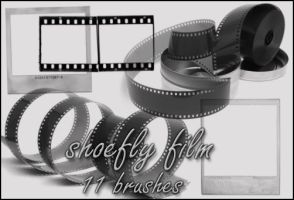Film image pack by shoe-fly