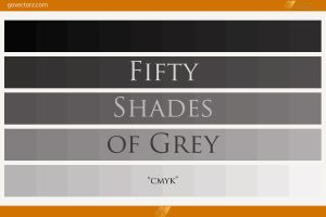 Fifty Shades of Grey by GovectorZ