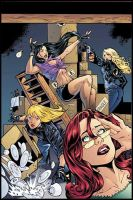 Birds of Prey by Ask-BlackCanary