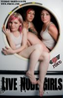 Live Nude Girls Poster by spudboy4498
