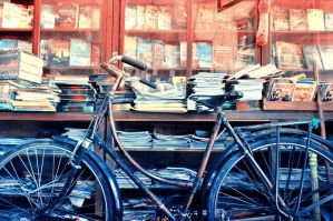 bike books by njoelgraph