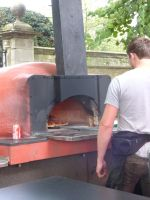 Woodburning Pizza Oven by Jaspersmum