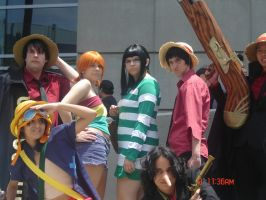 Our Strong World AX '10 by Marimokun