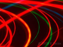 ::Christmas lights wallpaper:: by Podkayne