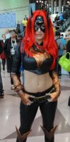 NYCC'12 Batwoman by zer0guard