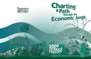 2009 Annual Report Cover by bassgeisha