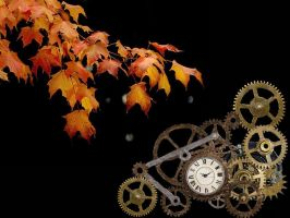 Steampunk Autumn by Autumn-From-Limbourg