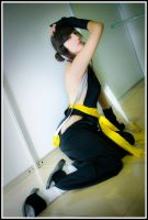 Soi Fong Cosplay Bleach I waiting for you Yourichi by konohanauzumaki