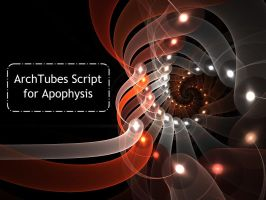ArchTubes . Script by Kaeltyk