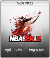 NBA 2K12 - Icon by Crussong