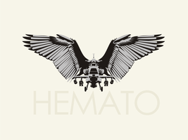 Helicopter Badge -wallpaper- by Hemato
