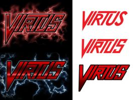 Virtus logo attempt by Jamibug