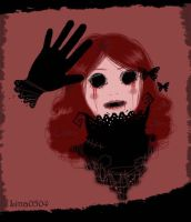 The Glove ::macabre::horror:: by Vampire-Princess