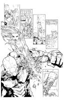 Witchblade page 2 by Manapul by fragcomics
