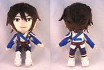 Fire Emblem Awakening: Inigo by PlushMayhem