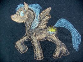 Chalk is Magic by Doodlee-a