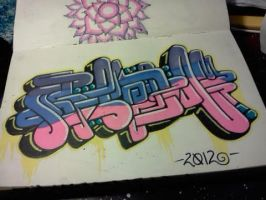 ZION one wildstyle by TheZionScribe