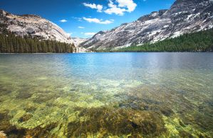Ellery Lake by jonpacker