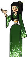 TDF - Jade Dress Design by Striddums