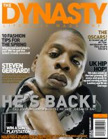 UkDynasty Magazine by steady-away