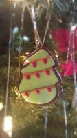 tree cookie ornament by ColleensCritters