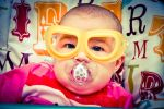 Baby Goggles by rememberphoto