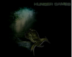 Hunger Games 1 by Brownilla