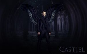 Castiel wallpaper by YlianaKapella-Neidon
